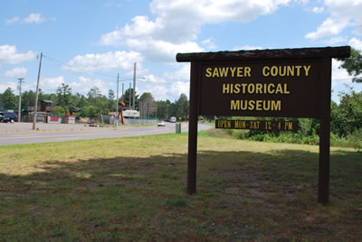 Information - Sawyer County Historical Society
